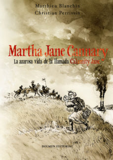 Portada de Martha Jane Cannary (integral) (2ª Ed.)