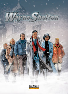 Portada de Wayne Shelton Integral Nº 1