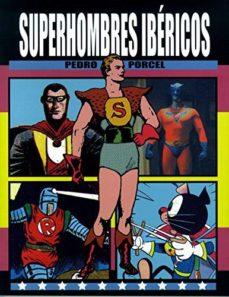 Portada de Superhombres Ibericos