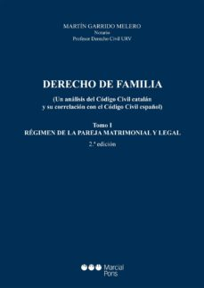 Portada de Derecho De Familia (2ª Ed.)