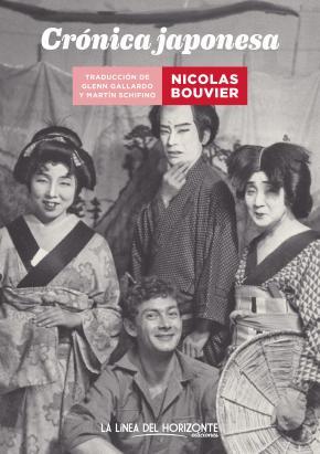 Portada de Cronica Japonesa