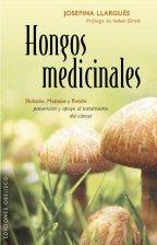 Portada de Hongos Medicinales: Shiitake, Maitake Y Reishi: Prevencion Y Apoy O Al Tratamiento Del Cancer