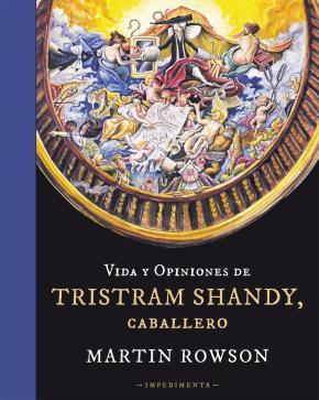 Portada de Vida Y Opiniones De Tristram Shandy, Caballero