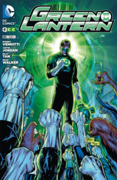 Portada de Green Lantern Nº 20