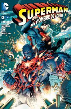 Portada de Superman El Hombre De Acero 3