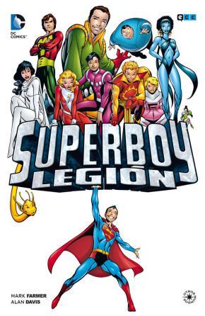 Portada de Superboy: Legion