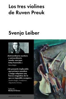 Portada de Los Tres Violines De Ruven Preuk