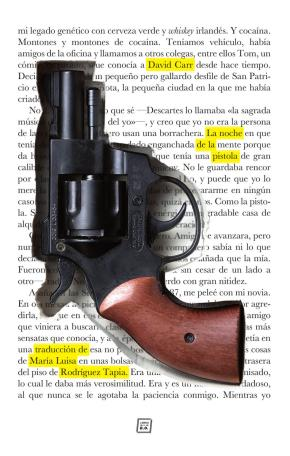 Portada de La Noche De La Pistola