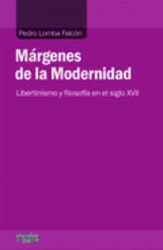 Portada de Margenes De La Modernidad