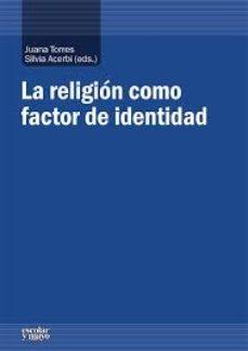 Portada de La Religion Como Factor De Identidad