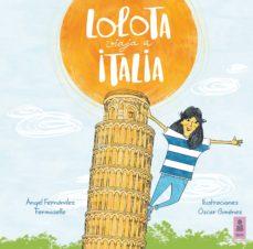 Portada de Lolota Viaja A Italia