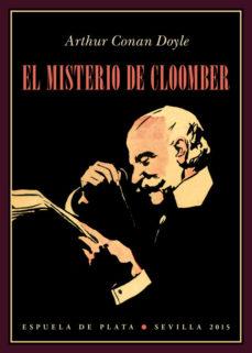 Portada de El Misterio De Cloomber
