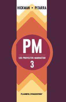 Portada de Los Proyectos Manhattan Nº 03