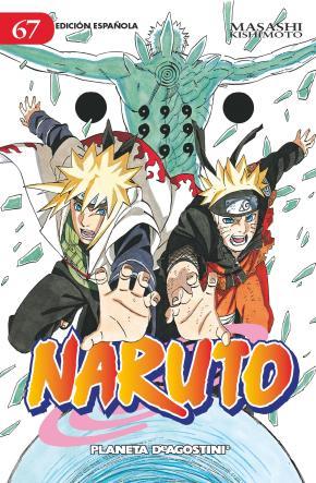 Portada de Naruto Nº 67 (de 72) (pda)
