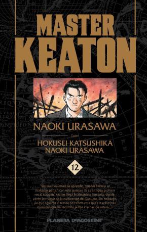 Portada de Master Keaton Nº 12