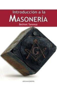 Portada de Introduccion A La Masoneria