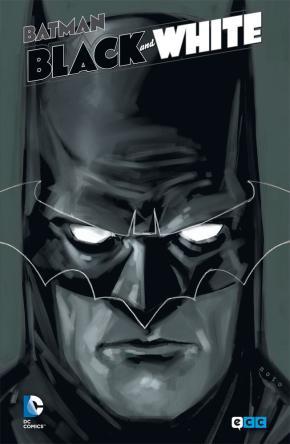 Portada de Batman Black And White Vol.4