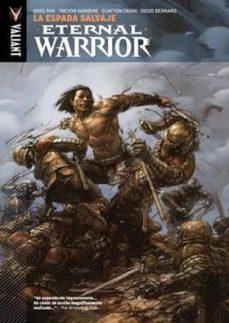 Portada de Eternal Warrior Nº 1: La Espada Salvaje