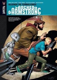 Portada de Archer & Armstrong Nº 3: Allende De Terrallende