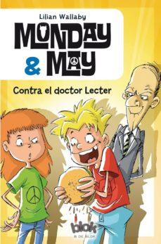 Portada de Monday & May Contra El Dr. Lecter