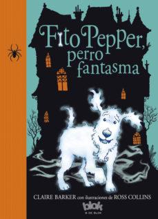 Portada de Fito Pepper, Perro Fantasma