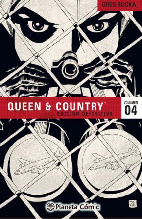 Portada de Queen And Country Nº 04/04