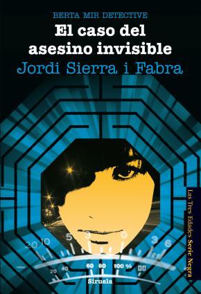 Portada de Berta Mir 5. El Caso Del Asesino Invisible