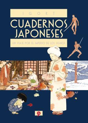 Portada de Cuadernos Japoneses