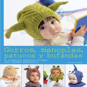 Portada de (pe) Gorros, Manoplas, Patucos Y Bufandas