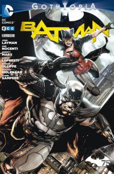Portada de Batman: Gothtopia Num. 02 (de 2)