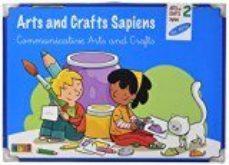 Portada de Arts And Crafts Sapiens 2º Primaria Ed 2016
