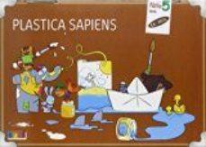 Portada de Plastica Marron Sapiens 5º Primaria Ed 2016