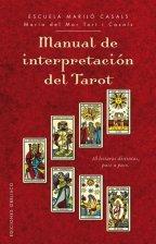 Portada de Manual De Interpretacion Del Tarot