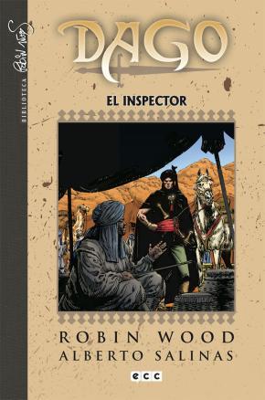 Portada de Dago Num. 07: El Inspector