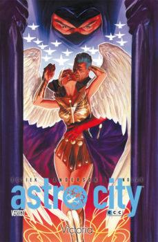 Portada de Astro City: Victoria