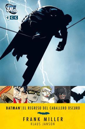 Portada de Batman: El Regreso Del Caballero Oscuro (3ª Ed.)