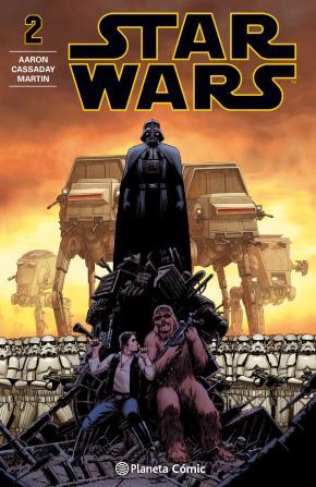 Portada de Star Wars Nº 02