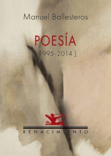 Portada de Poesia (1995-2014)