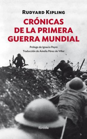 Portada de Cronicas De La Primera Guerra Mundial