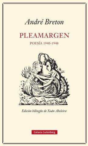 Portada de Pleamargen. Poesia 1940-1948