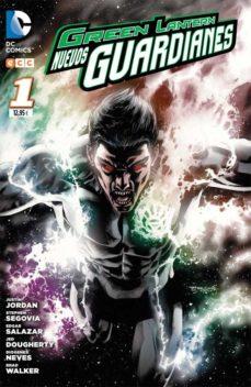 Portada de Green Lantern: Nuevos Guardianes Nº 1