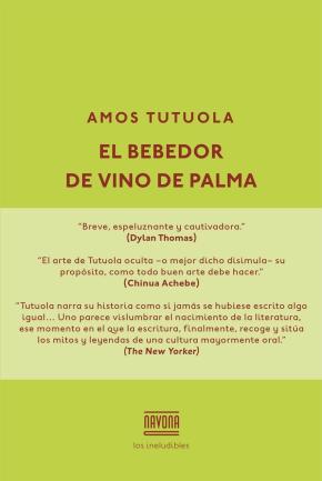 Portada de El Bebedor De Vino De Palma