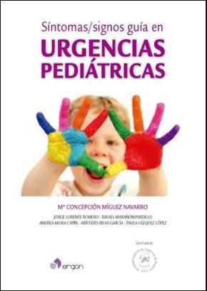 Portada de Sintomas / Signos Guia En Urgencias Pediatricas