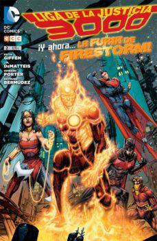 Portada de Liga De La Justicia 3000 Nº 02