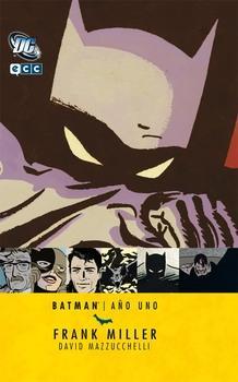 Portada de Batman: Año Uno (3ª Ed.)