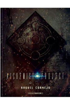 Portada de Alchemist Project  Artbook