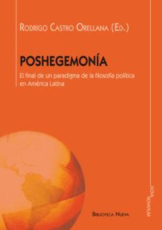 Portada de Poshegemonia