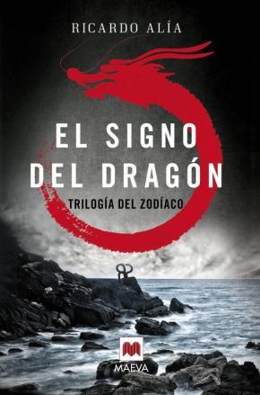 Portada de El Signo Del Dragon (trilogia Del Zodiaco 1)