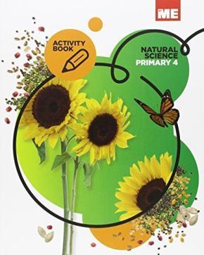 Portada de Natural Science 4º Primaria Activity Book Ed 2015