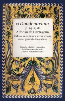Portada de El Duodenarium